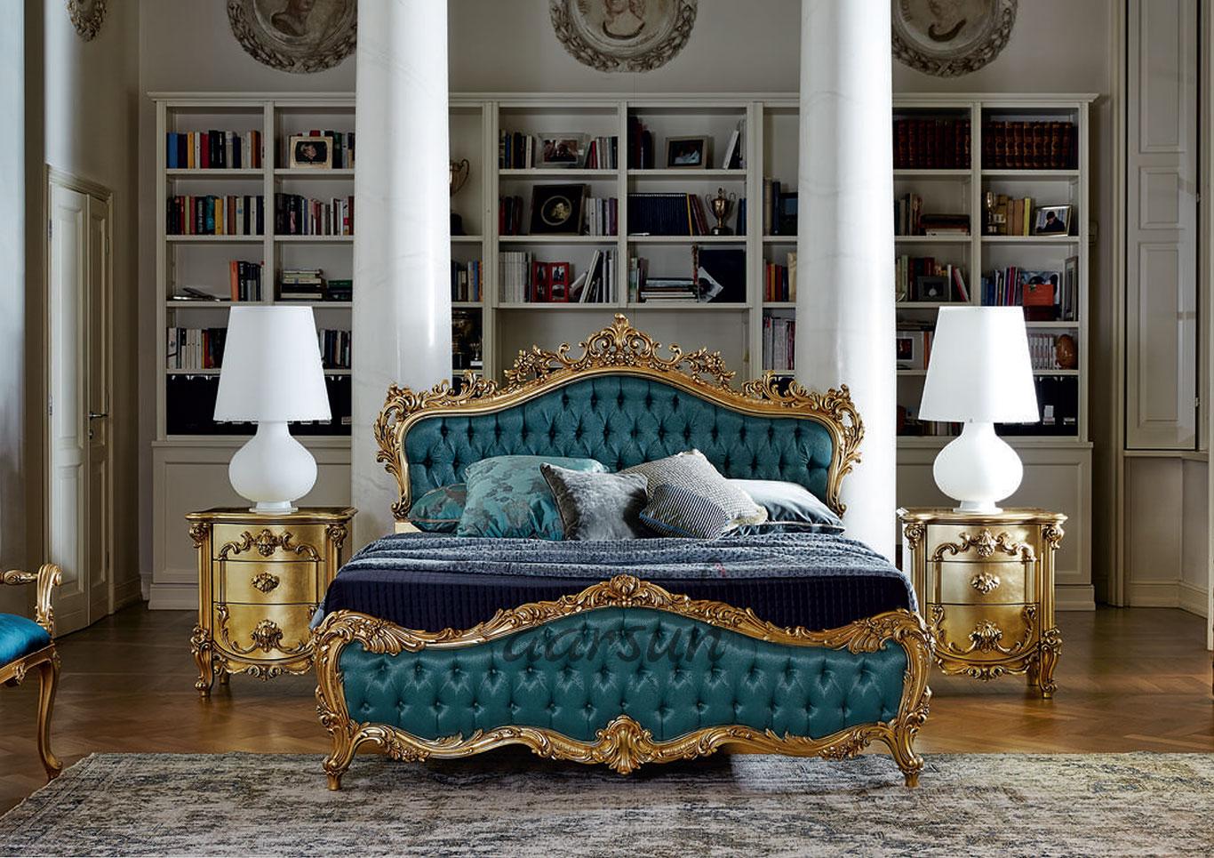 Vẻ đẹp phong cách châu Âu cuốn hút cho phòng ngủ cao cấp