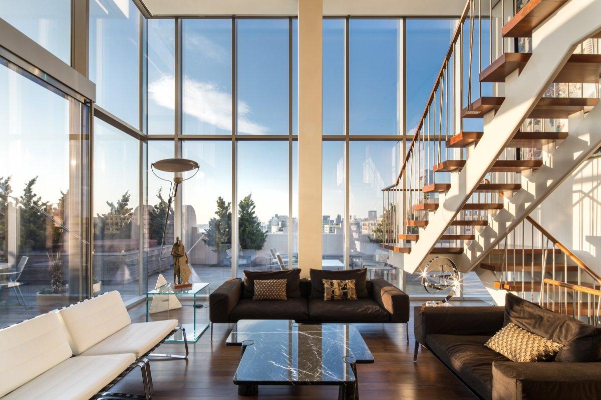 Vấn đề an ninh an toàn của căn hộ penthouse luôn được đảm bảo một cách tốt đa