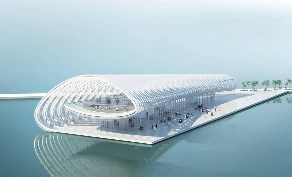 Ấn tượng với mẫu kiến trúc Parametric
