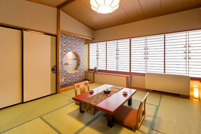 Nội thất phòng khách Nhật đẹp tự nhiên mà tinh tế lại tiết kiệm diện tích