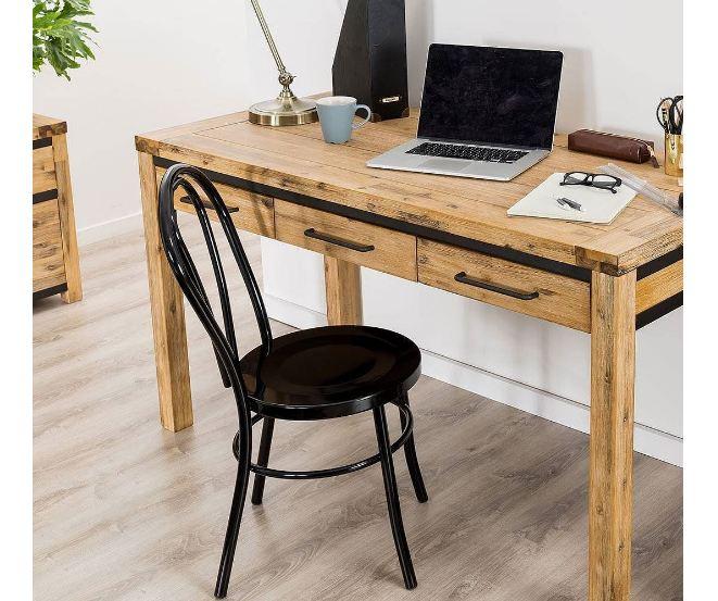 Sản phẩm bàn ghế cho văn phòng làm việc làm từ chất liệu gỗ cao su