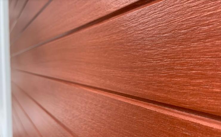 tấm xi măng có bề mặt vân giả gỗ
