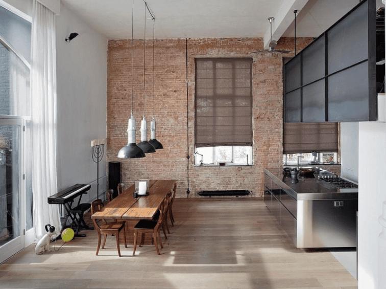 Các vật dụng nội thất được bố trí tối giản và thông minh