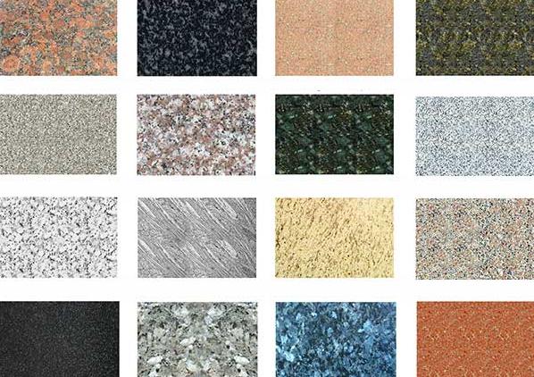 Một số loại đá hiện nay trên thị trường có nhiều ứng dụng thực tế