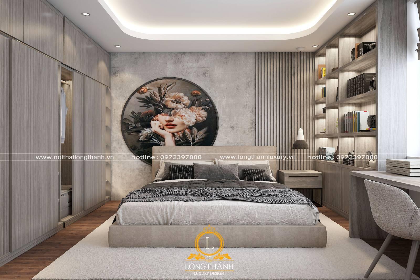 Thiết kế nội thất cho nhà ống cần đảm bảo công năng và vẻ đẹp hài hòa tự nhiên