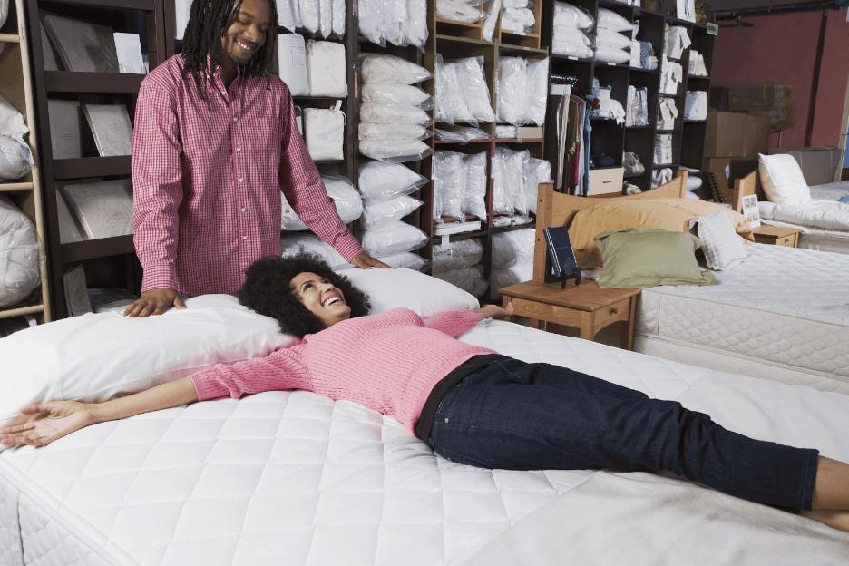Chất liệu đệm tốt cho bạn giấc ngủ ngon