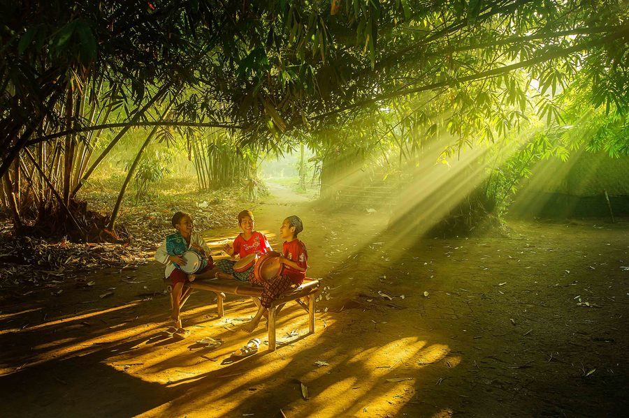 Cây tre trong tâm thứ người Việt