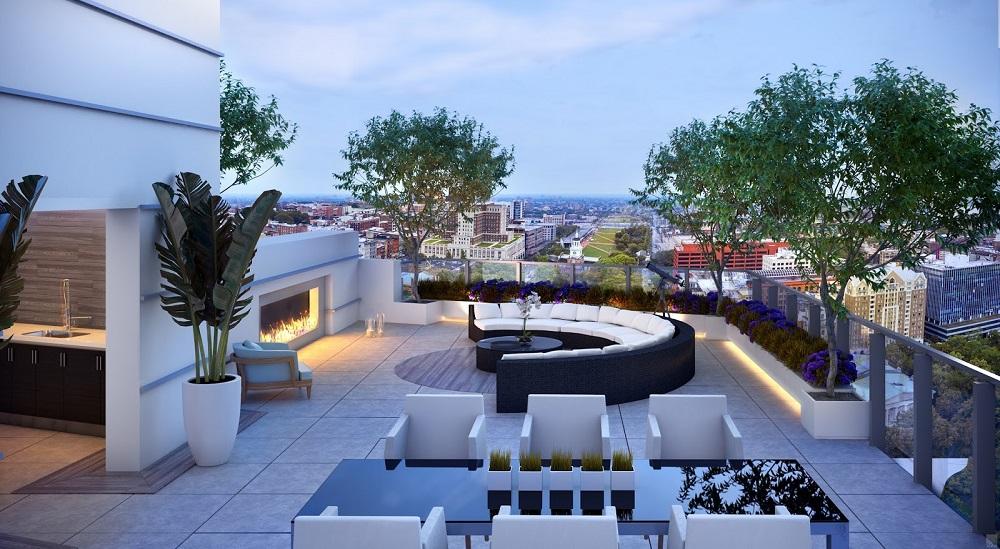 Căn hộ penthouse sang trọng đẳng cấp nên có giá thành tương đối cao