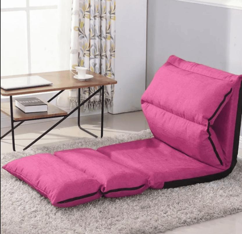 Chiếc sofa bệt có thể biến hóa thành chiếc giường tiện dụng