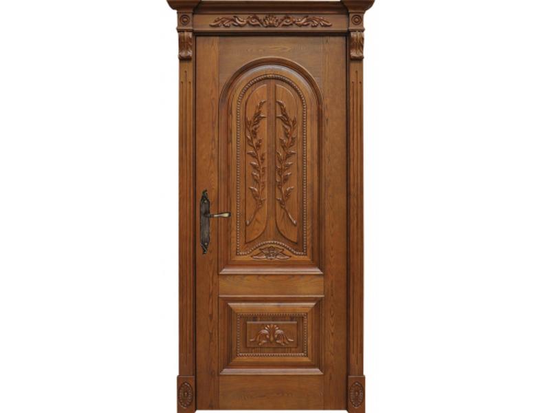 Cửa gỗ lim tân cổ điển sang trọng