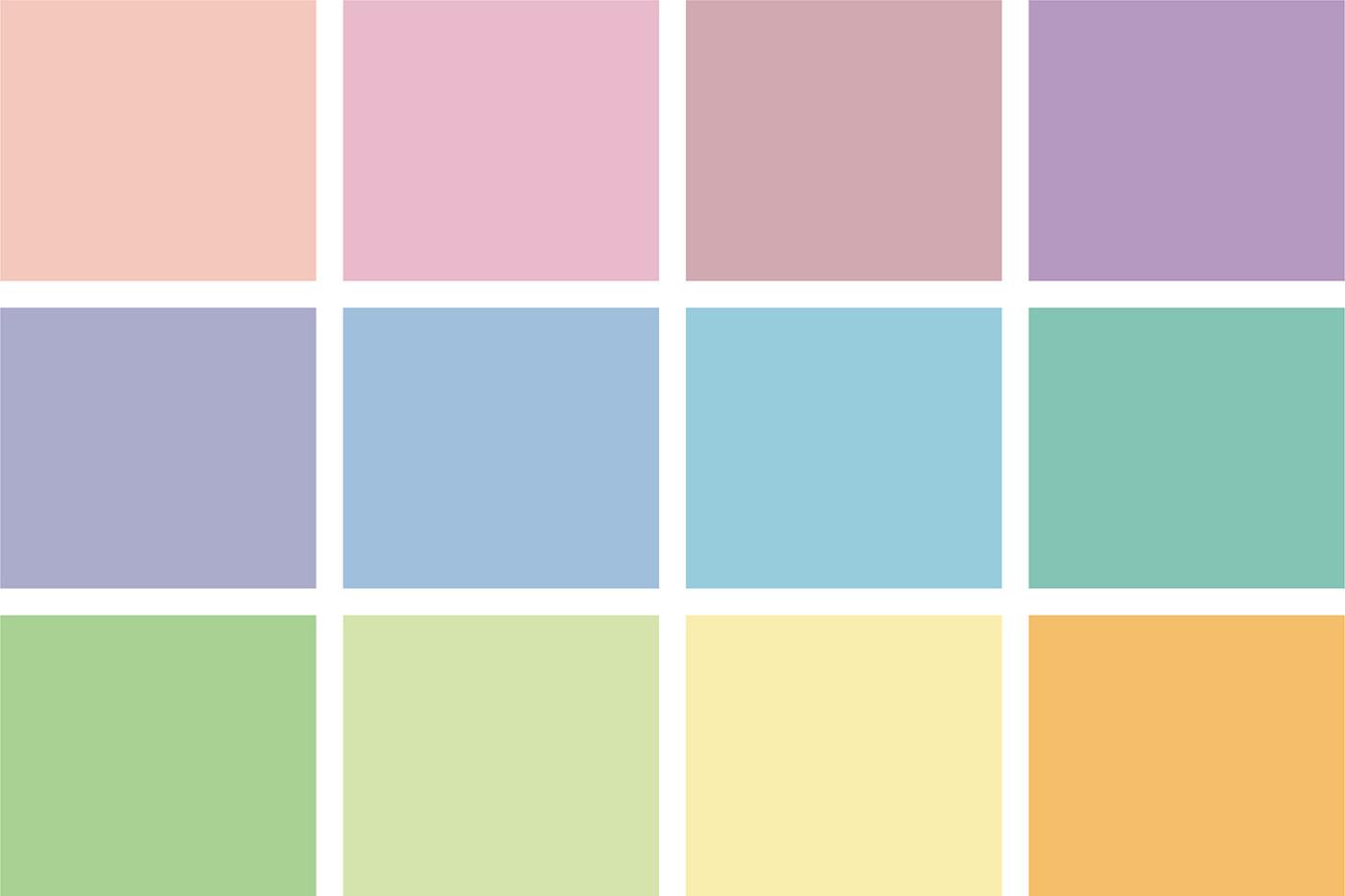 Đa dạng tone màu trong thiết kế nội thất