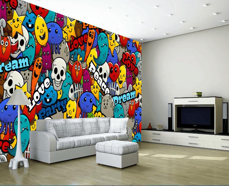 Đặc điểm nghệ thuật của phong cách Grafiti