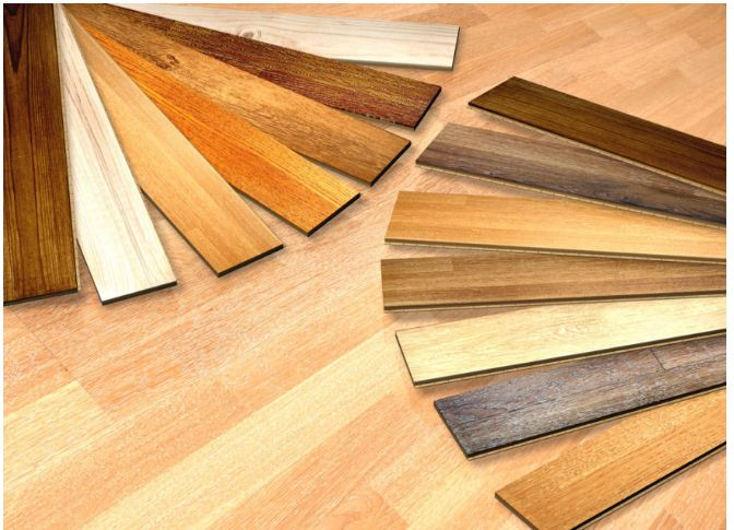 Gỗ Laminate là một loại gỗ công nghiệp cao cấp với nhiều ưu điểm nổi bật