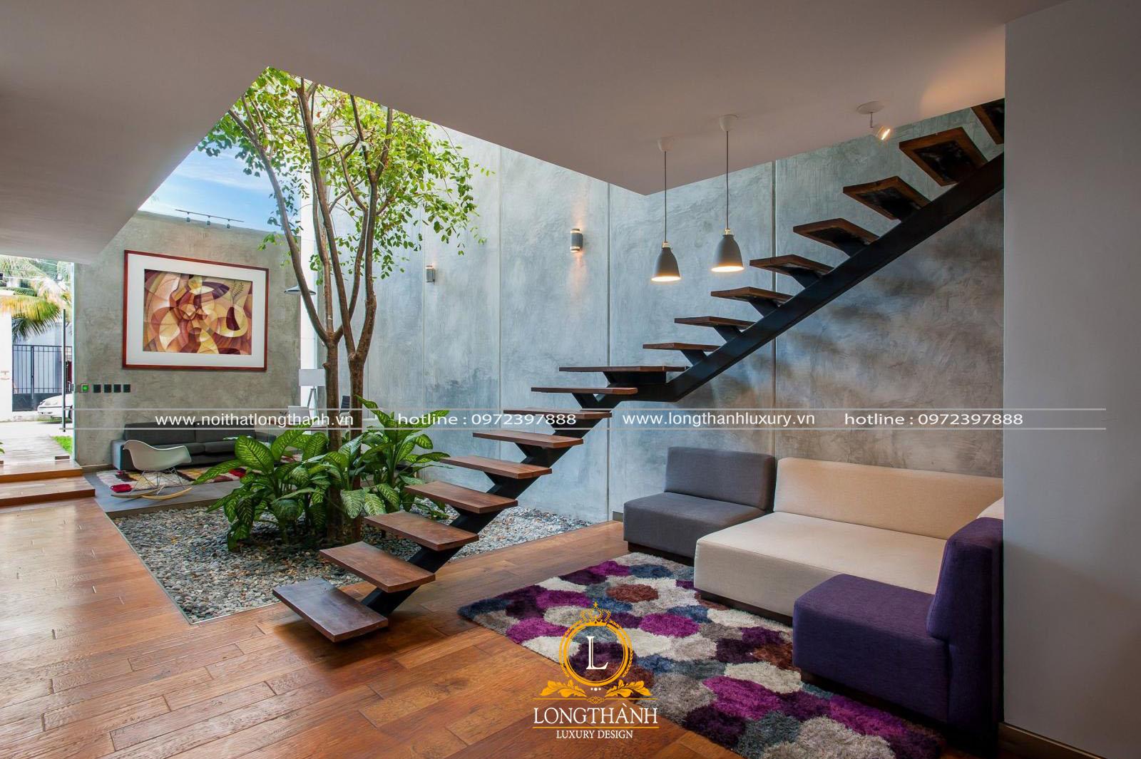 Những ý tưởng thiết kế tận dụng gầm cầu thang độc đáo