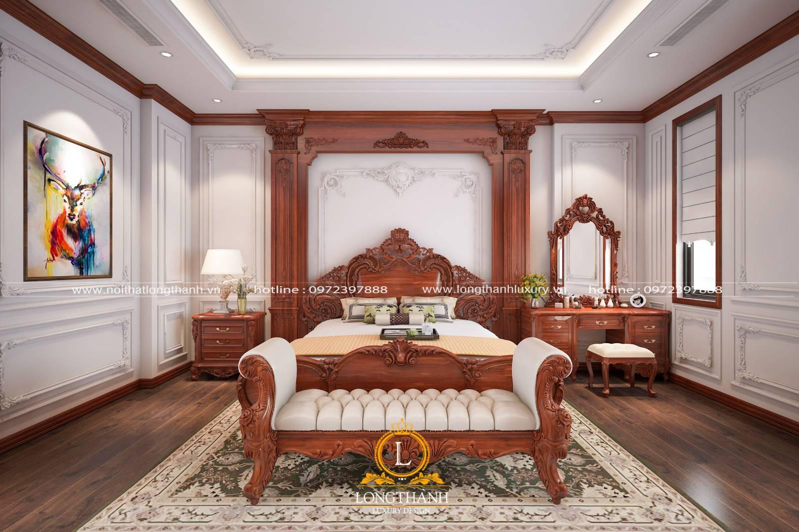 Đèn phòng ngủ tạo cảm giác ấm cúng với ánh sáng hài hòa tự nhiên