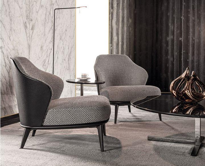 Ghế armchair có nhiều loại khác nhau với chất liệu và giá thành khác nhau