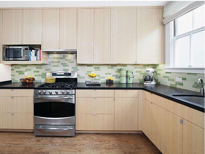 Gỗ acrylic là chất liệu dễ dàng sản xuất và thi công trong nội thất