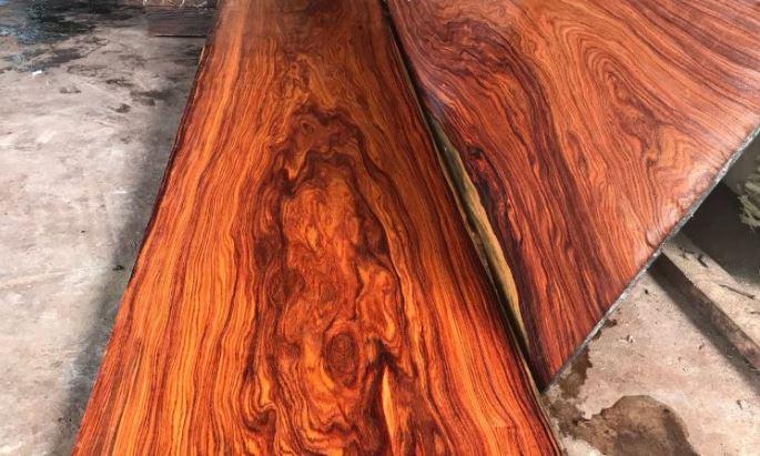 vân gỗ trắc