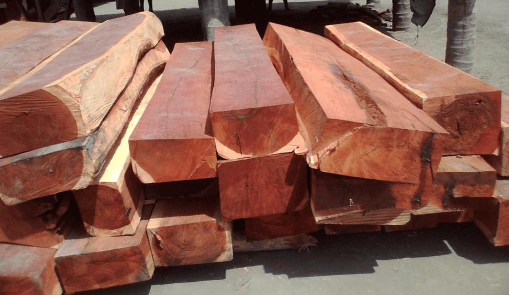 Hình ảnh mẫu gỗ hương đá