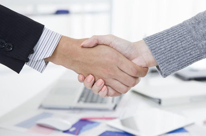 Hợp tác ký kết hợp đồng thiết kế nội thất