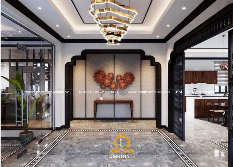 Không gian phòng khách đẹp tinh tế