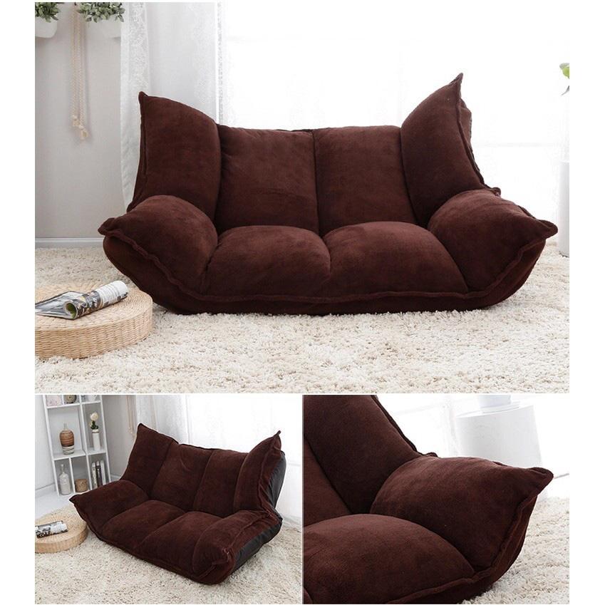 Không gian thêm cuốn hút với mẫu sofa bệt
