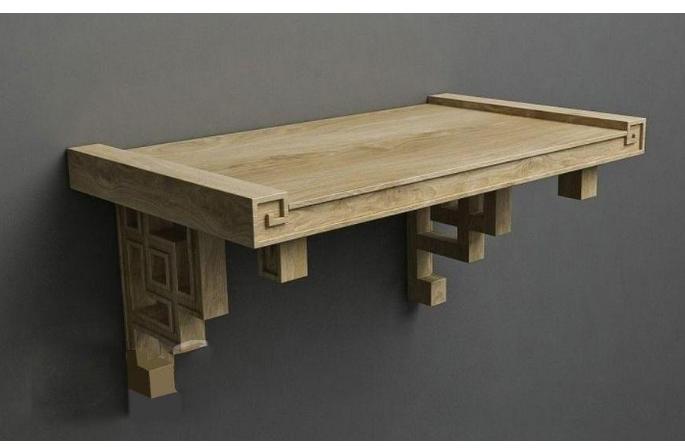 Thiết kế kích thước bàn thờ chung cư theo tiêu chuẩn của thước Lỗ Ban