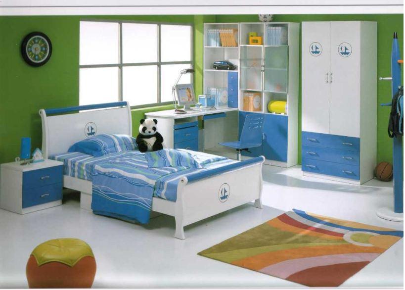 Kích thước tiêu chuẩn của giường ngủ dành cho trẻ em là 1800x900mm