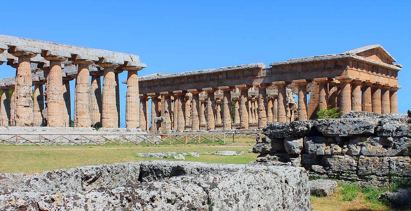 Lịch sử ra đời và phát triển của kiến trúc Hy Lạp