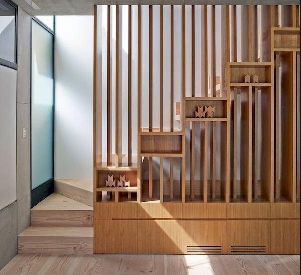 Lam gỗ công nghiệp