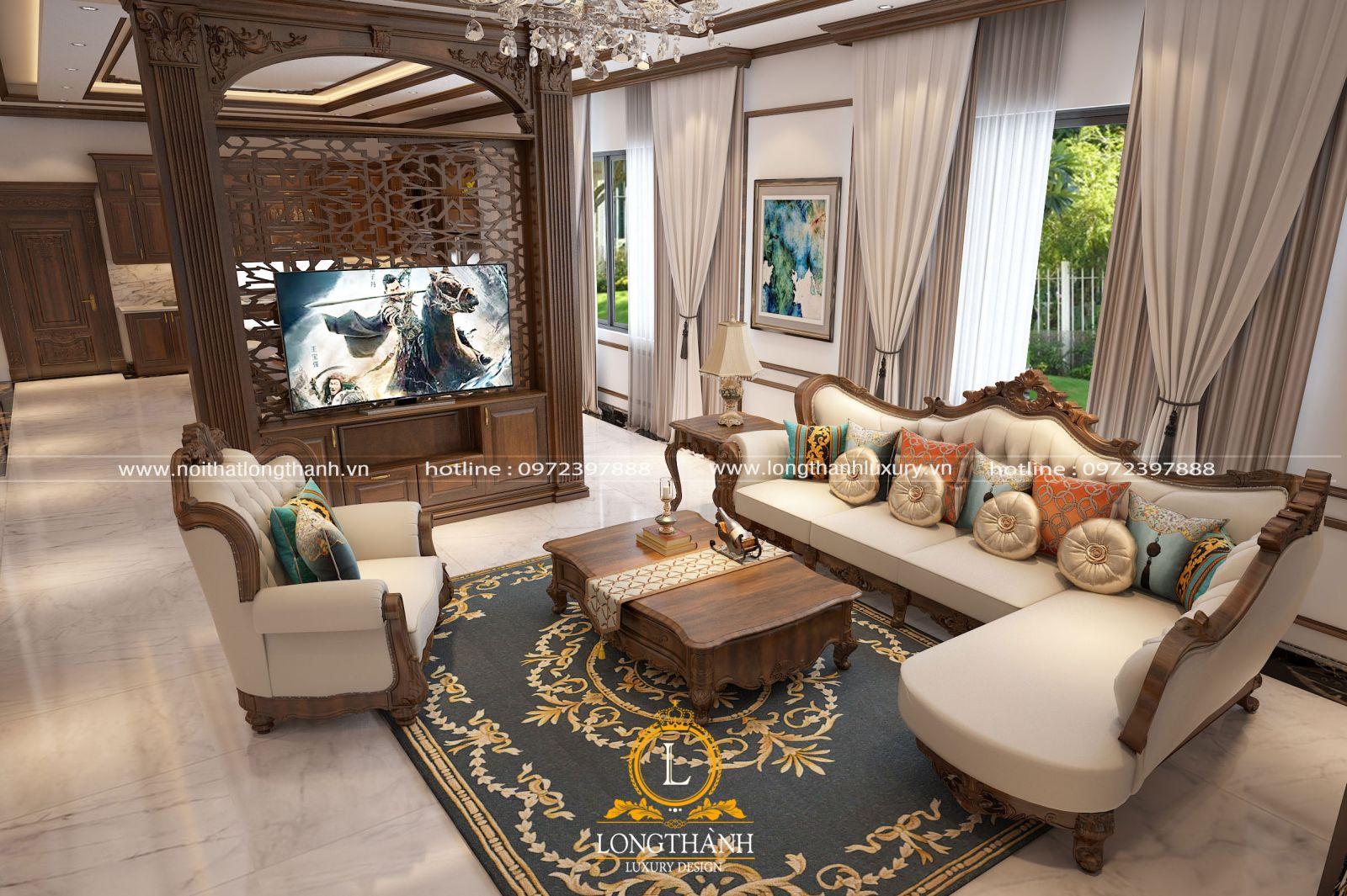 Lựa chọn đơn vị thiết kế sofa phù hợp sẽ làm cho phòng khách của bạn thêm lộng lẫy hơn