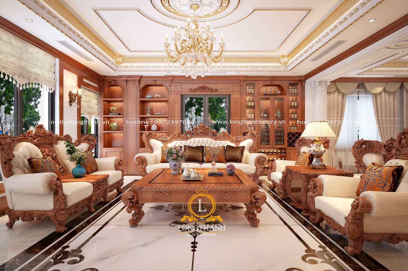 Lựa chọn sofa phòng khách cần lưu ý điều gì