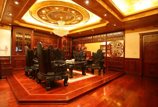 Thiết kế nội thất phong cách cổ điển phù hợp với người có tuổi