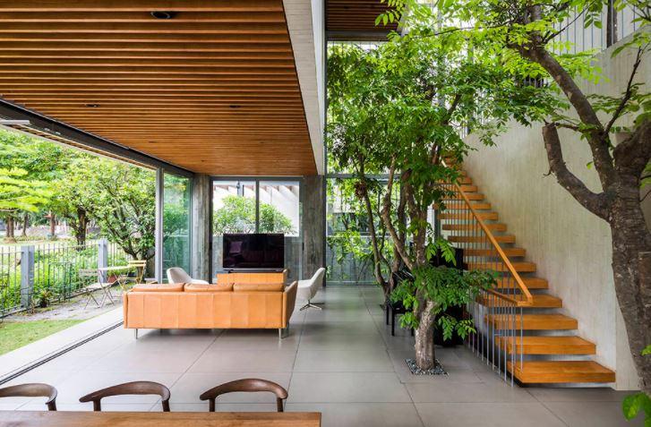 mang thiên nhiên hòa vào ngôi nhà của bạn