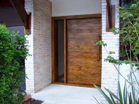 Mẫu cửa gỗ 1 cánh sang trọng