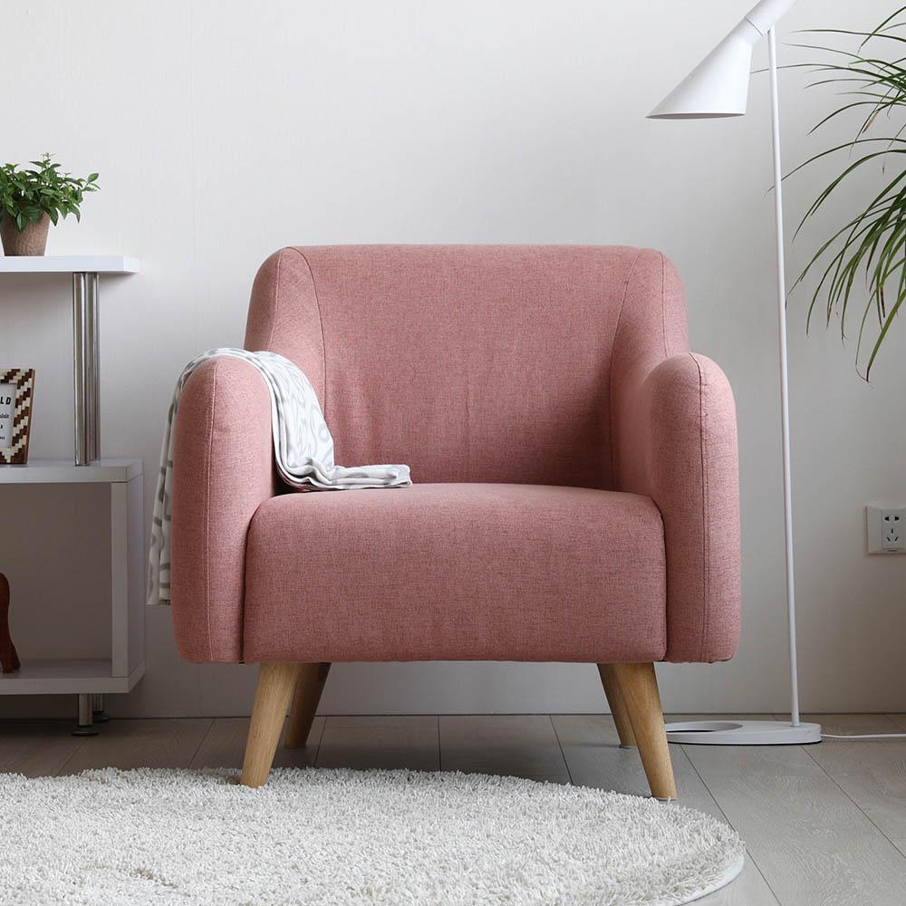 Mẫu ghế armchair nữ tính