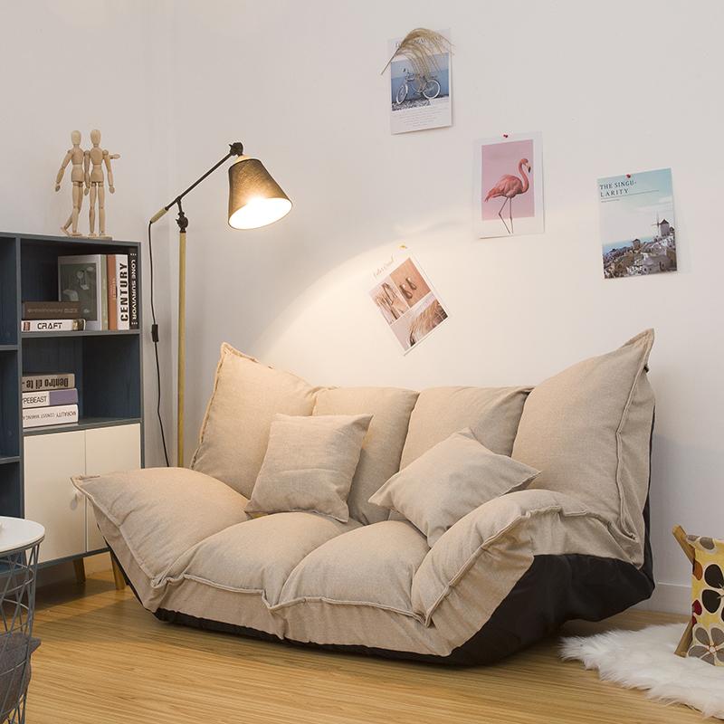 Mẫu ghế sofa bệt cho phòng đọc