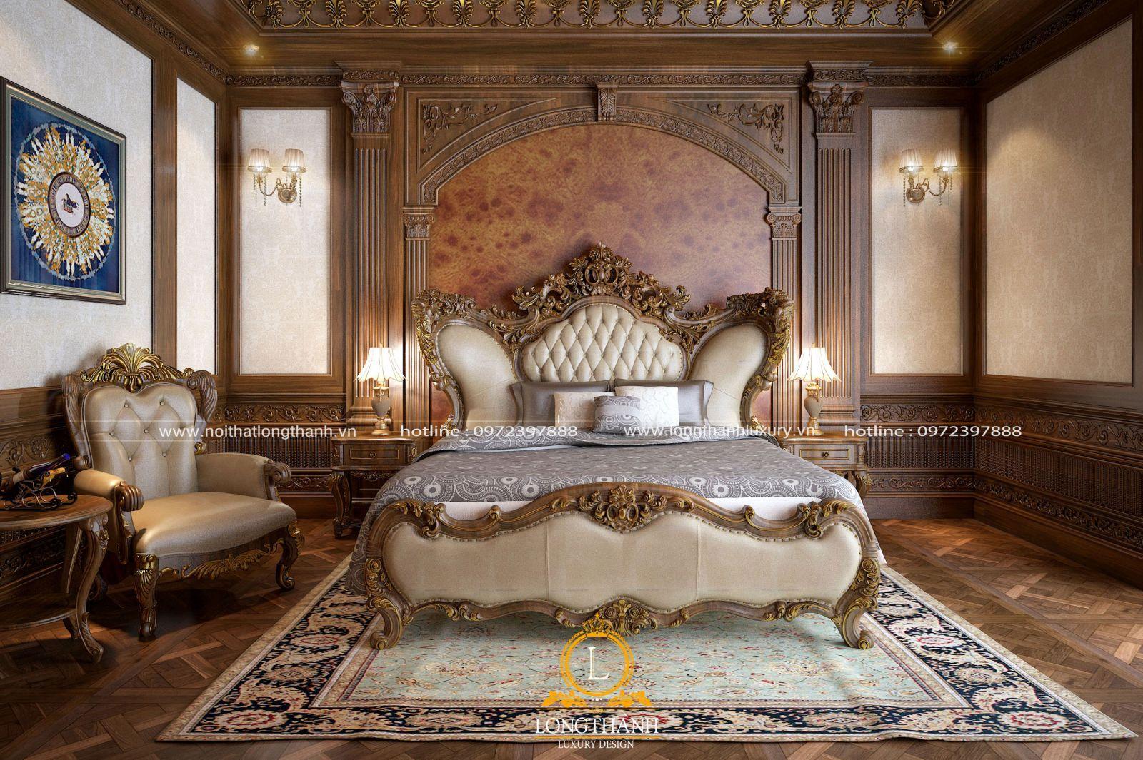 Mẫu thiết kế phòng ngủ cao cấp