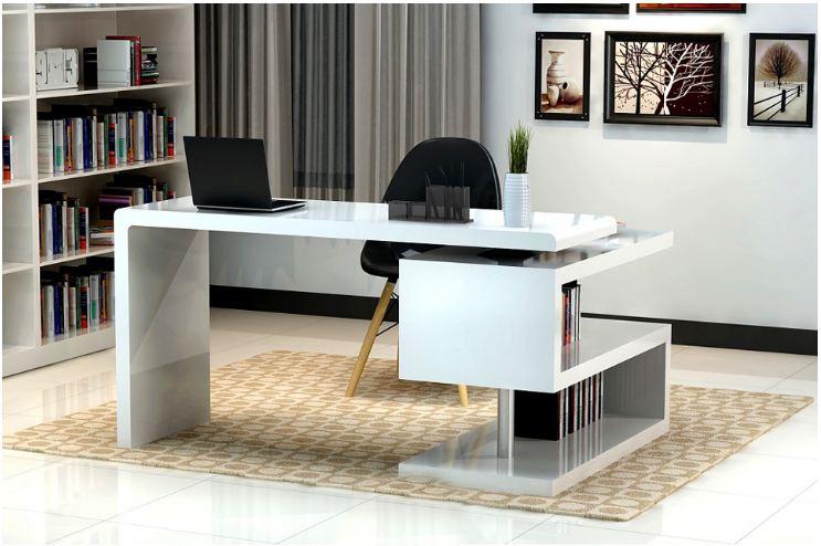 :Lựa chọn màu sắc bàn làm việc phù hợp với phong thủy