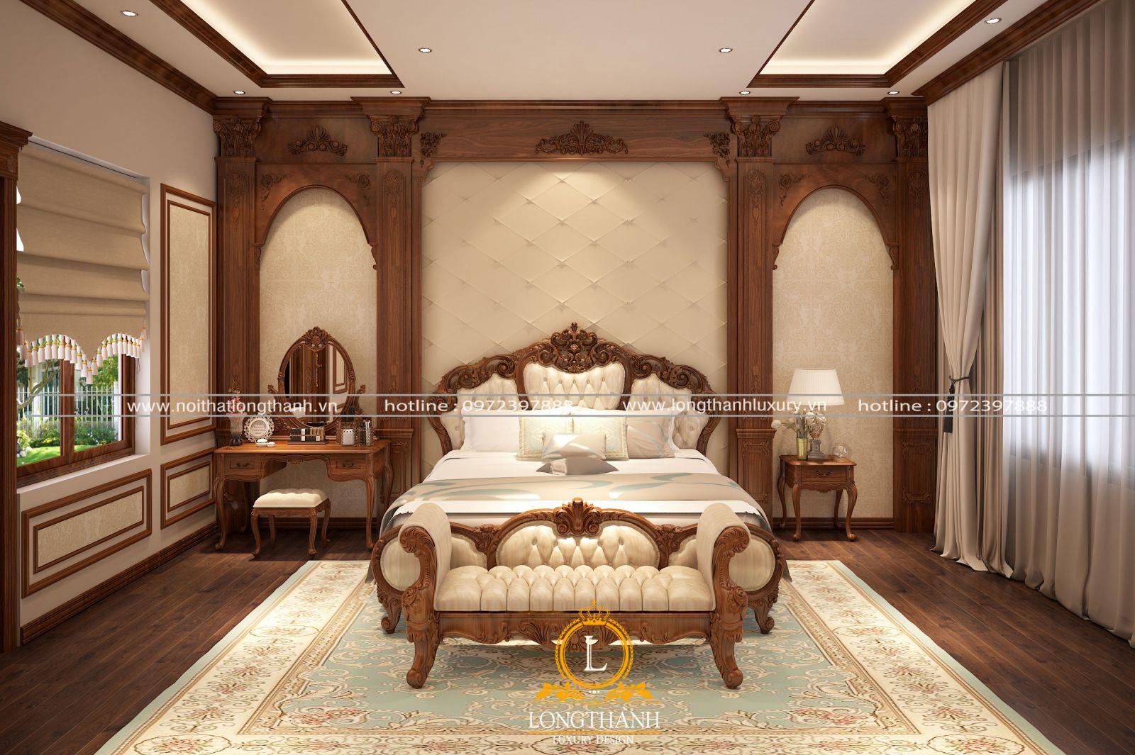 Lựa chọn kích giường ngủ phù hợp cho không gian