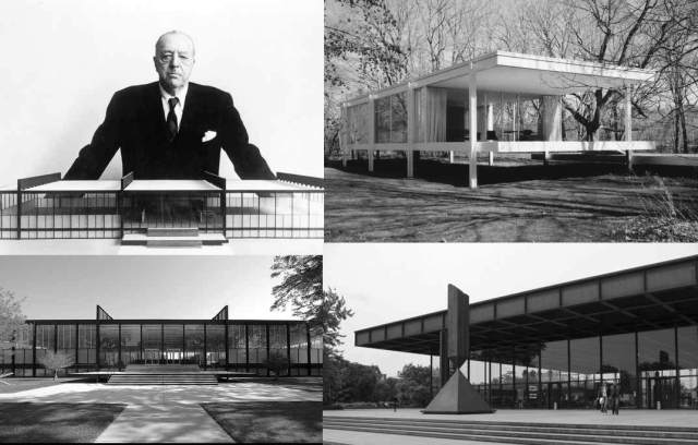 Mies – kỹ sư tiên phong cho thiết kế đương đại