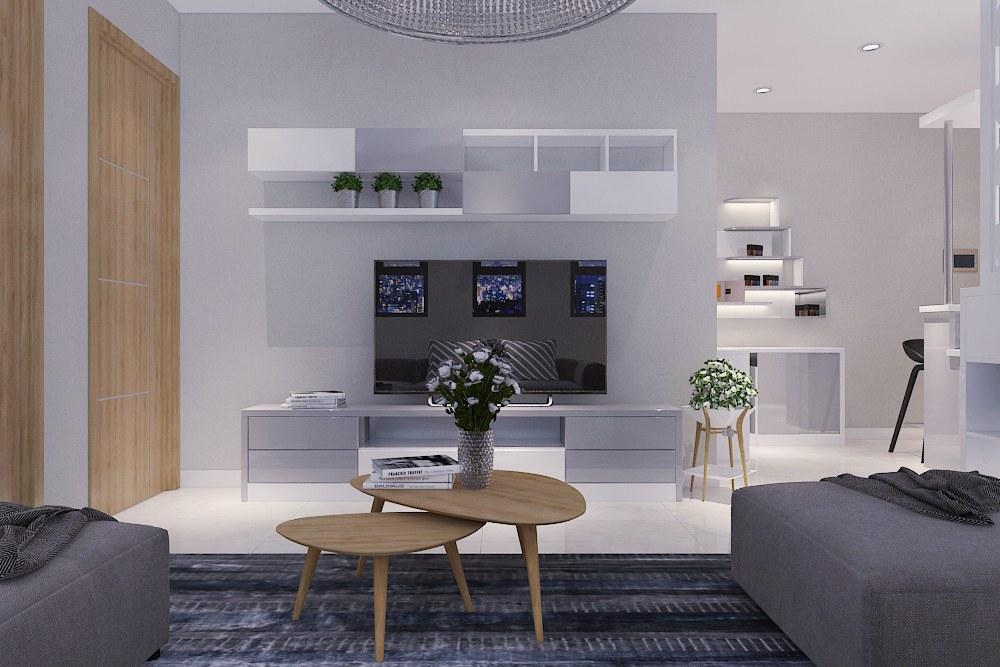Ngôi nhà tiện nghi hơn với phong cách nội thất Bauhaus