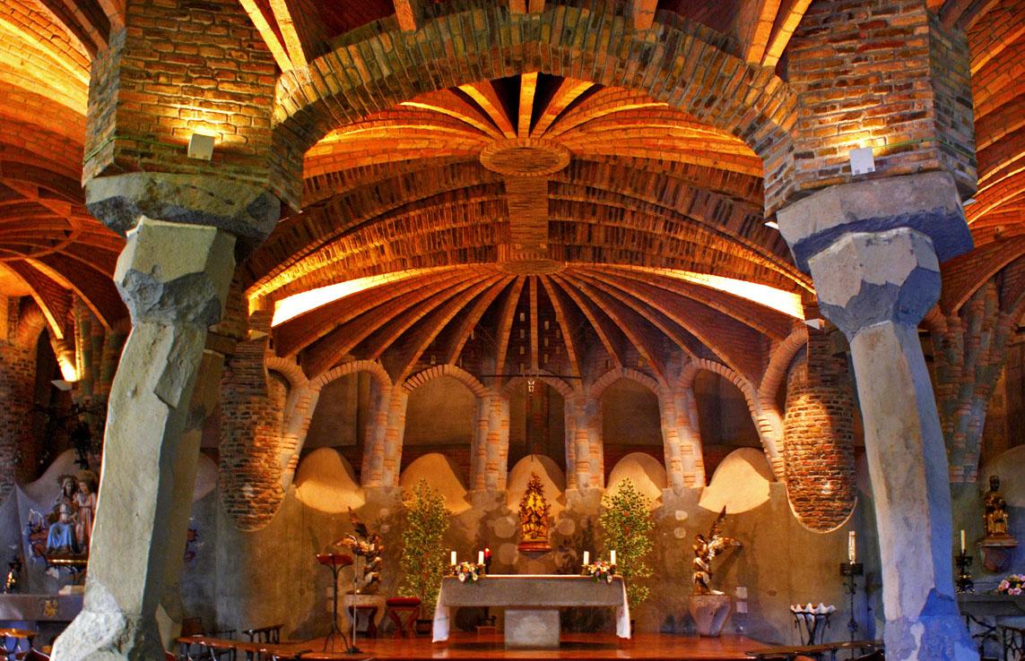 Nhà thờ Colonia Guell
