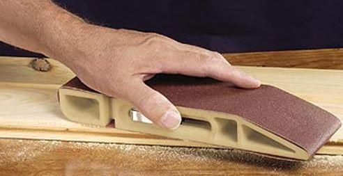 Chọn giấy giáp chà gỗ theo chức năng