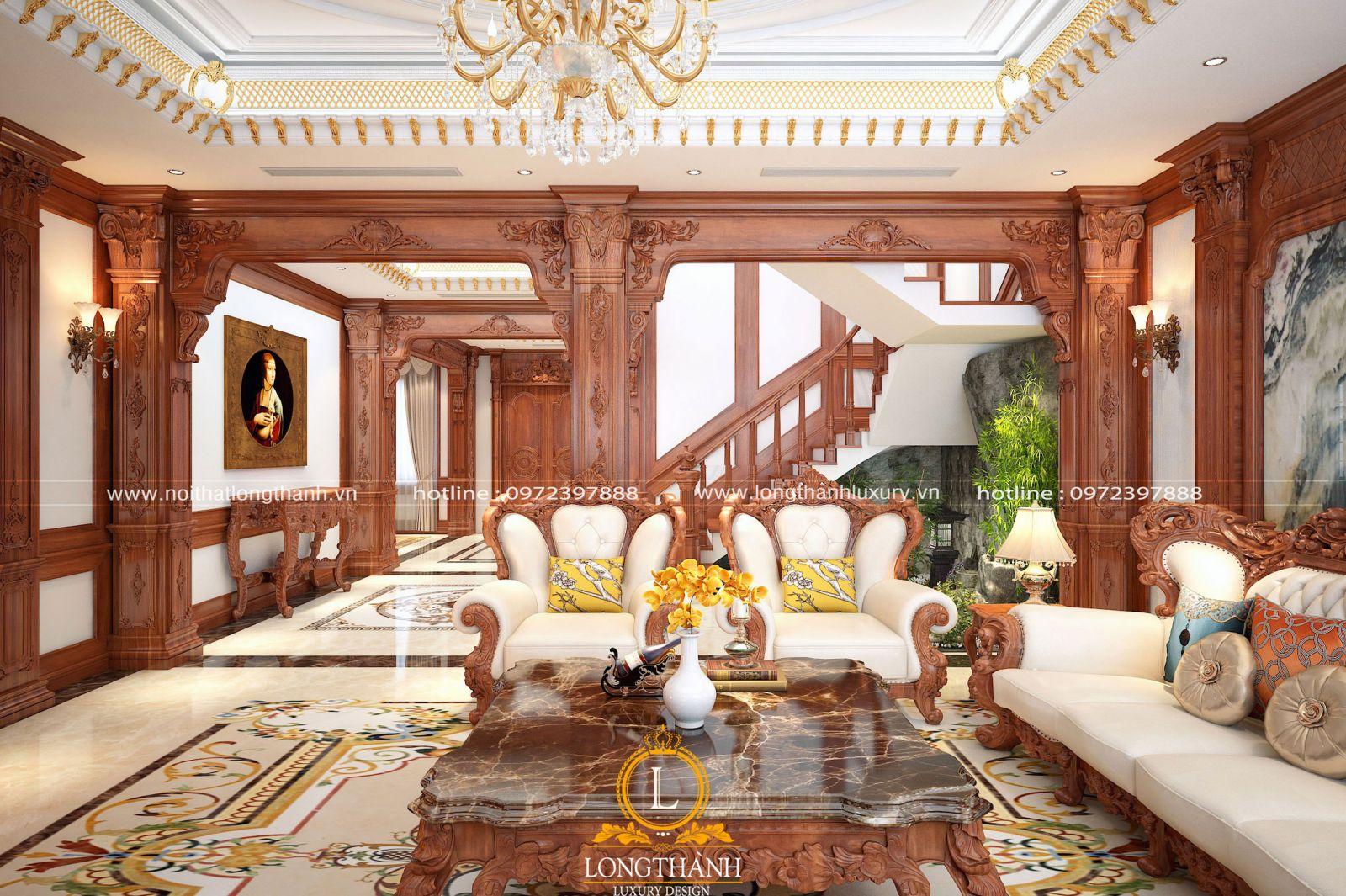 Giá gỗ gõ đỏ làm đồ nội thất hiện nay là bao nhiêu ?