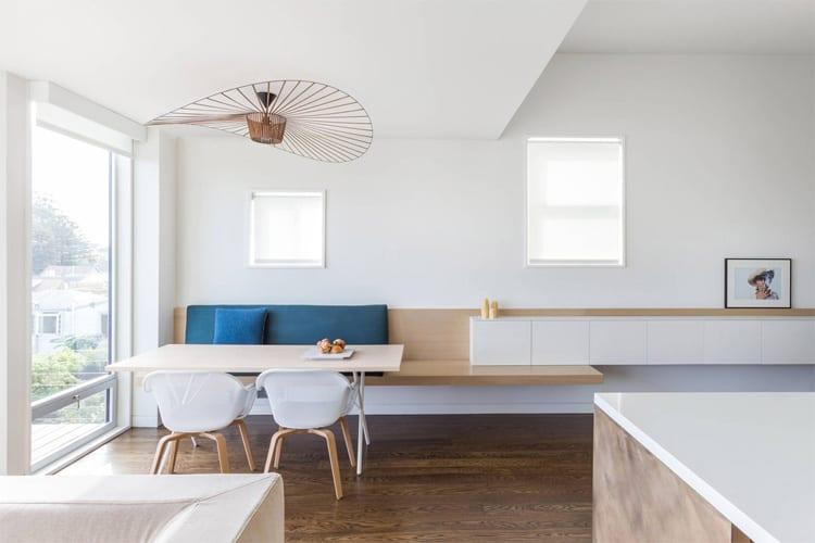 phong cách thiết kế nội thất tối giản đặc biệt được ưa chuộng