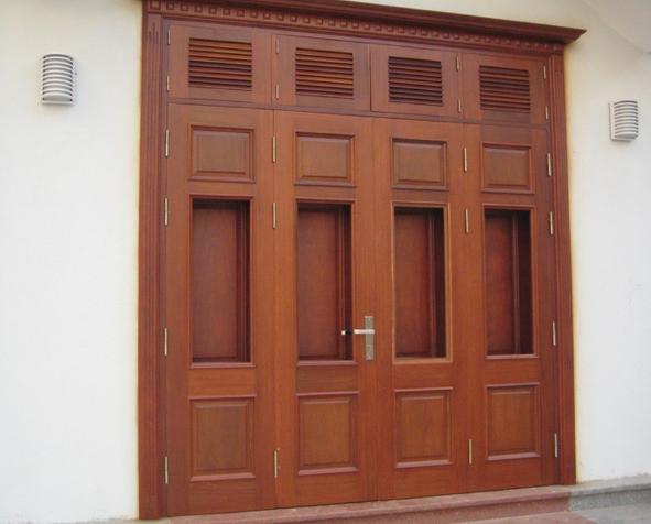 Có nhiều cách để phân loại cửa ô thoáng là theo phong cách, chất liệu và số cánh