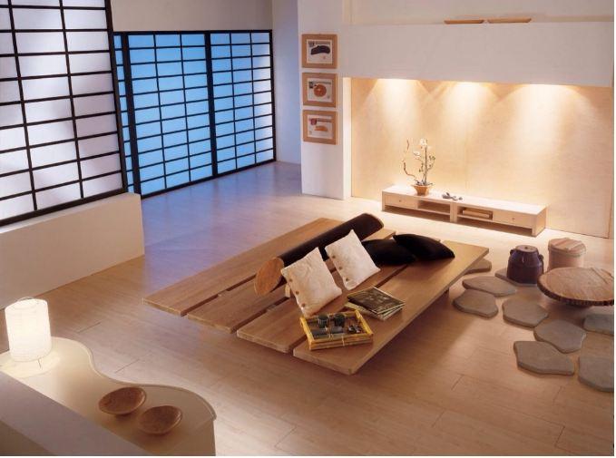 Thiết kế nội thất phong cách Zen ngày càng phổ biến trên thế giới