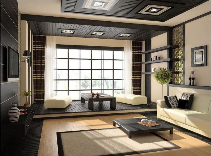 Phong cách thiết kế nội thất Zen có nguồn gốc từ đất nước Nhật Bản