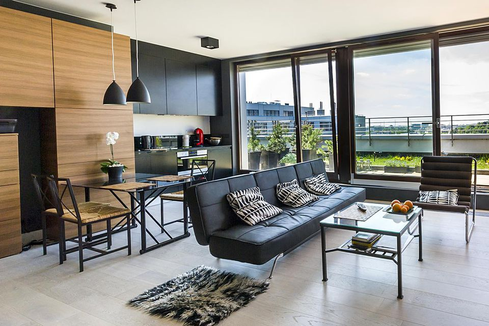 Phong cách nội thất đương đại cho chung cư